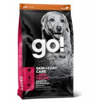 GO! NATURAL Holistic - Корм для щенков и собак, со свежим ягненком (SKIN + COAT CARE)