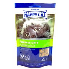 Happy cat - Лакомые подушечки, кошачья мята
