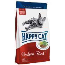 Happy cat - Суприм для кошек с альпийской говядиной