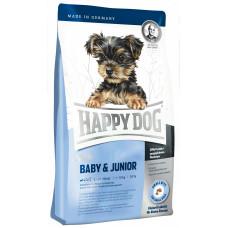 Happy dog - Суприм для щенков малых пород: до 9-12мес.