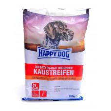 Happy dog - Полоски жевательные,  говядина и телятина