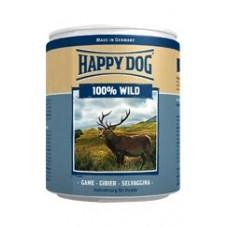 Happy dog - Консервы для собак с дичью 02765