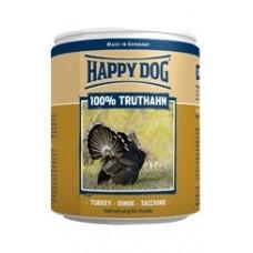 Happy dog - Консервы для собак с индейкой 02772