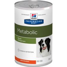 Hill's - Консервы для собак - улучшения метаболизма (Коррекции веса)(Canine Metabolic)