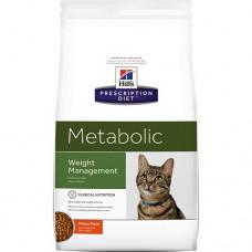 Hill's - Prescription Diet Metabolic для Кошек - Улучшение метаболизма (коррекция веса)