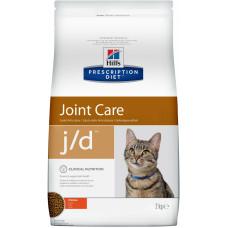 Hill's - J/D Для здоровья суставов у кошек j/d Joint Care 6135U