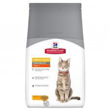 Hill's - Для кастрированных котов и кошек, поддержание здоровья мочевыводящих путей (Urinary Health Sterilised)