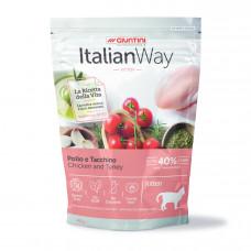 Italian Way - Для котят с курицей и индейкой