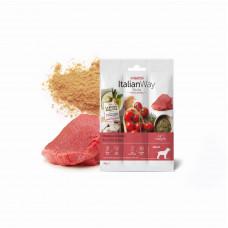 """Italian Way - Гипоаллергенные колбаски для собак """"Говядина и имбирь"""""""