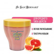 ISB - Восстанавливающая маска для шерсти средней длины с витаминами, Fruit of the Grommer Pink Grapefruit, 250 мл