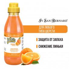 ISB - Шампунь для слабой выпадающей шерсти с силиконом, Fruit of the Grommer Orange, 500 мл