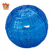 """Kitty City - Игрушка для собак """"Мяч для развлечения и угощения"""",8,2 см (Toby's Choice Treat ball)"""