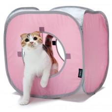 "Kitty City - Домик для кошек Кубик Рубик. ""Kitty Play Cube"": 38*38*38см"