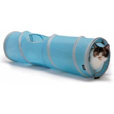 "Kitty City - Тоннель-Шуршалка для кошек: Космос. ""Kitty Tunnel"": 28*28*91см"