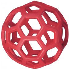 Kitty City - Ажурный резиновый мяч средний, 11,5 см