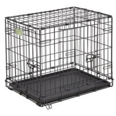 Midwest клетка iCrate 107х71х76h см 2 двери черная