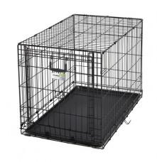 Midwest клетка Ovation  94,6х58,4х63,5h см 1 дверь рельсовая черная