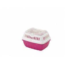 Moderna - Переноска-корзинка Hipster малая 17x23x16 см, ярко-розовый