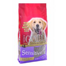 NERO GOLD - Корм для собак с чувствительным пищеварением, с индейкой и рисом (Sensitive Turkey 23/13)