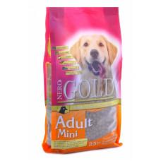 NERO GOLD - Корм для взрослых собак малых пород (Adult Mini 23/12)