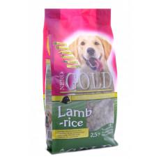NERO GOLD - Корм для взрослых собак, с ягненком и рисом (Adult Lamb&Rice 23/10)
