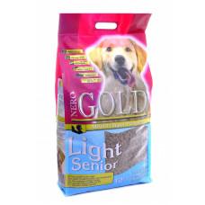 NERO GOLD - Корм для пожилых собак, индейка рис (Light and Senior Turkey & Rice 18/8)