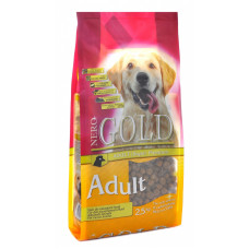 NERO GOLD - Корм для взрослых собак, курица и рис (Adult  Chicken and Rice 25/15)