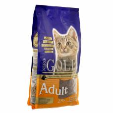 NERO GOLD - Корм для кошек, с курицей (Cat Adult Chicken 32/18)