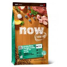 NOW FRESH - new Беззерновой для Взрослых собак Малых пород со свежим Ягненком и овощами