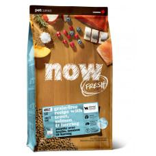 NOW FRESH - new Беззерновой для Взрослых Кошек с Форелью и Лососем для чувств. пищеварения