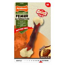 Nylabone - Бедренная кость экстра-жесткая, аромат говядины, M (Extreme Chew Femur - Beef Flavour)