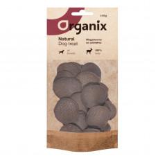 Organix - Лакомство Премиум медальоны из оленины