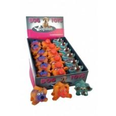"""Papillon - Игрушка для собак """"Зов Джунглей"""", 9см, латекс"""