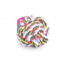 """Papillon - Игрушка для собак """"Шар из каната"""",  хлопок, 10,5см"""