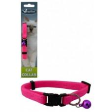 """Papillon - Ошейник для кошек """"Сэсси"""" 10мм-21-33см, розовый"""