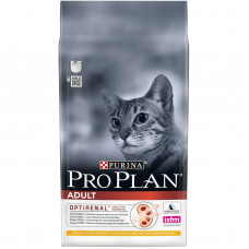 Purina Pro Plan - Для взрослых кошек с курицей и рисом