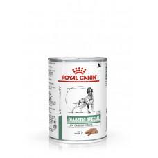 Royal Canin - Консервы для собак при сахарном диабете, в паштете (Diabetic Special Low Carbohydrate)