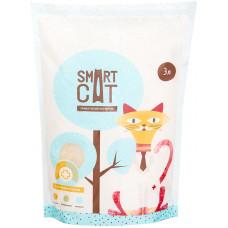 Smart Cat - Силикагелевый наполнитель с pH индикатором, 3л