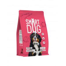 Smart Dog - Корм для взрослых собак крупных пород с ягненком