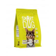 Smart Dog - Корм для взрослых собак с курицей и рисом