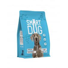 Smart Dog - Корм для взрослых собак с лососем и рисом