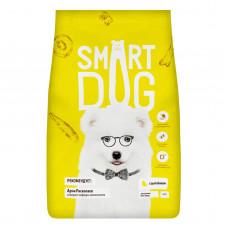 Smart Dog - Корм для щенков, с цыпленком