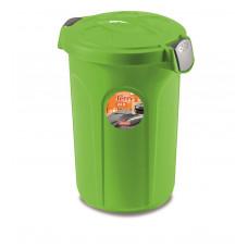 Stefanplast - Контейнер Jerry для 8кг корма, 37*32*36см, ярко зеленый