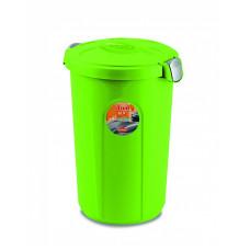 Stefanplast - Контейнер Tom для 16кг корма, 45*40*61см, ярко зеленый