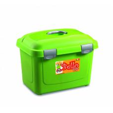 Stefanplast - Контейнер  Bello, 45х33х33, 26л, зеленый