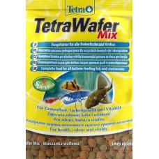 Tetrawafermix корм-чипсы для всех донных рыб (Sachet)