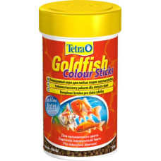 Tetragoldfish colour sticks корм в палочках для улучшения окраса золотых рыбок 100 мл