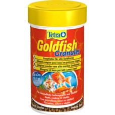 Tetragoldfish granules корм в гранулах для золотых рыб 100 мл