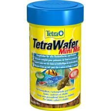 Tetrawafermix mini корм в мини-чипсах для всех мелких донных рыб 100 мл