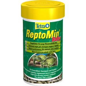 reptomin baby корм для молоди водных черепах 100 мл